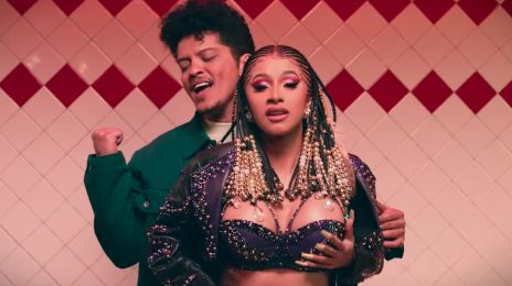 New Video: Cardi B & Bruno Mars - 'Please Me'