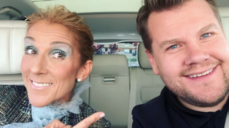 Celine Dion Buckles Up For 'Carpool Karaoke'