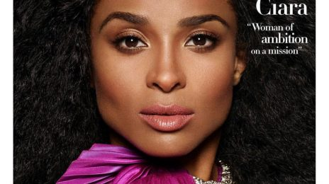 Ciara Stuns For InStyle / Talks New Label, New Album, & More