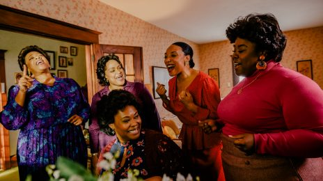 First Look:  Lifetime Unveils Cast of Queen Latifah-Produced Biopic of The Clark Sisters
