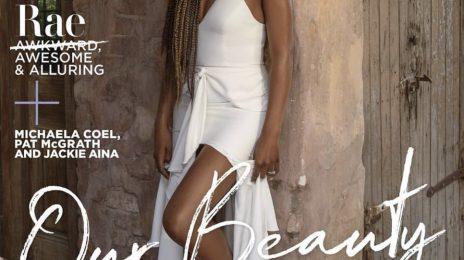 Issa Rae Covers Essence Magazine