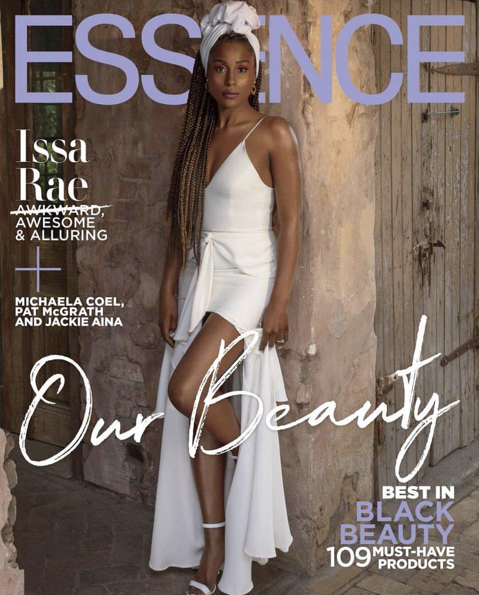 Essence Las Vegas >> Issa Rae Covers Essence Magazine - That Grape Juice