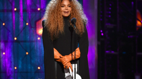 Janet Jackson Delivers Powerful 'Rock & Roll Hall of Fame' Speech:  'Induct More Women!' [Watch]