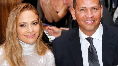 It's Official!  Jennifer Lopez & Alex Rodriguez Are Engaged!