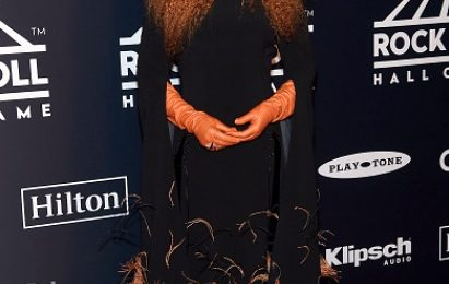 Janet Jackson Stuns At Rock & Roll Hall Of Fame 2019