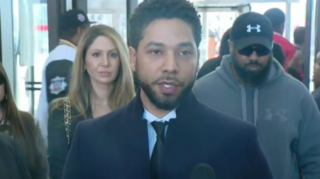 """Jussie Smollett Declares """"I've Been Truthful & Consistent From Day 1"""" In Conference After Case Against Him Collapses"""