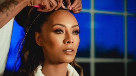 "Keri Hilson Says ""The Wait Is Over"" / Sets Eyes On Summer Comeback"