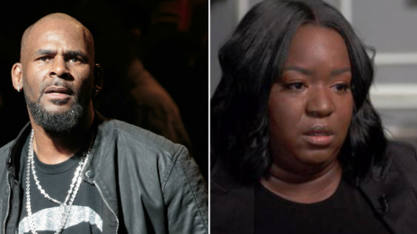 R. Kelly Accuser Goes Public For First Time:  'I'm Not Ashamed Any More' [Video]