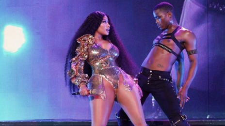Nicki Minaj Forced To Cancel Third European Show
