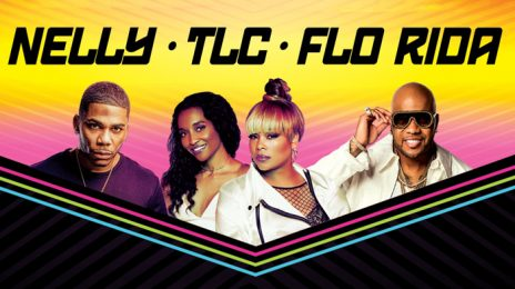 TLC Announce Summer 2019 Tour With Nelly & Flo Rida