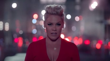 Pink's Private Jet Bursts Into Flames