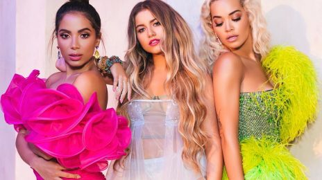 New Video: Sofia Reyes, Rita Ora, & Anitta - 'R.I.P'