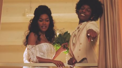 New Video: Teyana Taylor - 'Issues/Hold On' [Starring A$AP Rocky]