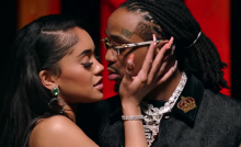 Did You Miss It? Quavo Performs 'Workin Me' For 'Tonight