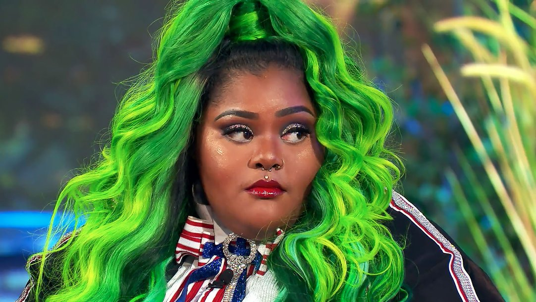 Love & Hip-Hop' Star Tokyo Vanity Claims Cartoons Are Trying