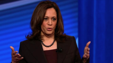 Kamala Harris Talks Reparations For African-Americans At Town Hall Meeting