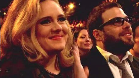 Adele Splits From Husband