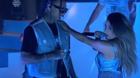 Ally Brooke Rocks 'Corden' With 'Low Key (ft. Tyga)'