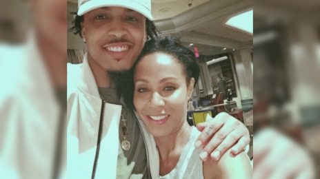 Jada Pinkett Smith Sets Facebook Ratings Records With August Alsina 'Red Table Talk' Confession