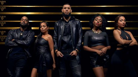 TV Trailer:  BET's New Series 'Games People Play' [Starring Lauren London]