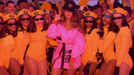 Beyonce Hosts Homecoming Coachella Party With Adidas x Ivy Park