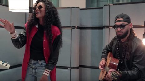 Ciara Belts 'Thinkin Bout You' Acoustically [Performance]