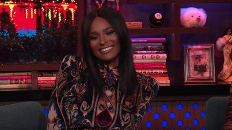 Ciara Talks 'Beauty Marks' Album, Rihanna, Nicki Minaj, & More On 'Watch What Happens Live'