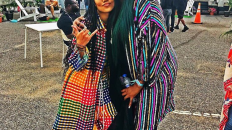 SWV's Coko Poses With Jhené Aiko After Backlash For Saying Her Music Makes People Sleepy