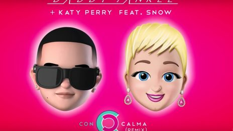 New Song: Daddy Yankee & Katy Perry - 'Con Calma (Remix) (ft. Snow)'