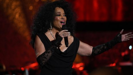 "Diana Ross Reveals She's Working On New Music: It's ""Coming Soon"""