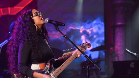Watch:  H.E.R. Performs 'Hard Place' On 'The Late Show with Stephen Colbert'