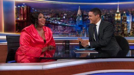 Watch:  Lizzo Dishes on Body Positivity, Covers Ariana Grande's '7 Rings,' & More