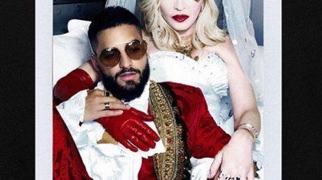 New Song: Madonna - 'Medellin (ft. Maluma)'