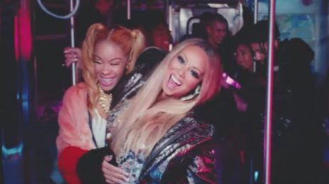 New Video: Mariah Carey - 'A No No [Remix] (ft. Shawni)'