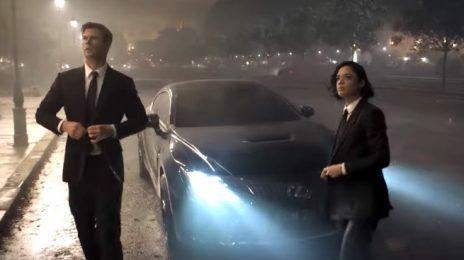 Extended Movie Trailer: 'Men In Black: International' [Starring Tessa Thompson & Chris Hemsworth]