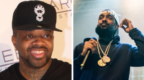 "Jermaine Dupri Incites Backlash After Saying ""Nipsey Hussle Was Jesus"""