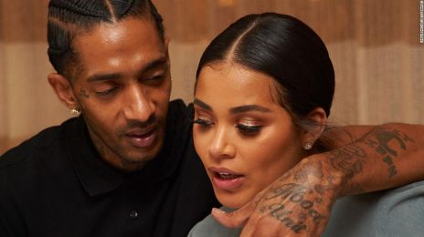 Lauren London Breaks Silence After Nipsey Hussle's Death:  'I've Lost My Best Friend'