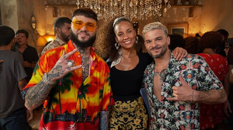 New Video: Pedro Capo, Alicia Keys, Farruko - 'Calma (Remix)'