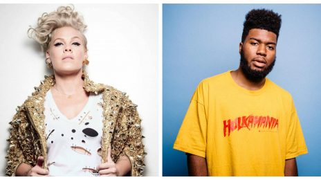 New Song: Pink - 'Hurts 2B Human (ft. Khalid)'