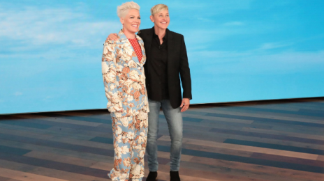 Did You Miss It? Pink Wails 'Walk Me Home' on 'Ellen'