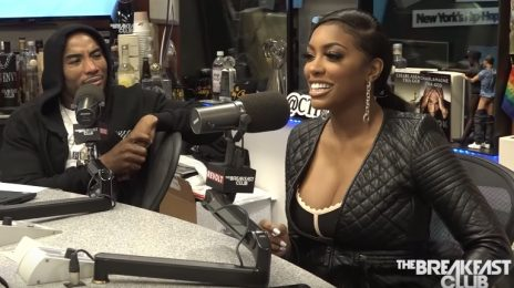Porsha Williams Visits 'The Breakfast Club' / Spills On 'Real Housewives' Spin-Off, Nene Drama, Motherhood, Marriage, Phaedra, & More