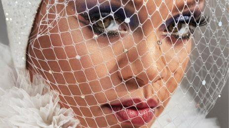 Rihanna Stuns For Harper's Bazaar