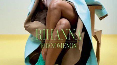 Rihanna Blazes Vogue Australia