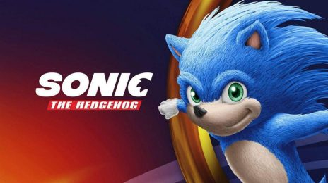 Movie Trailer: Live Action 'Sonic the Hedgehog' Film [Starring Jim Carrey, Tika Sumpter]
