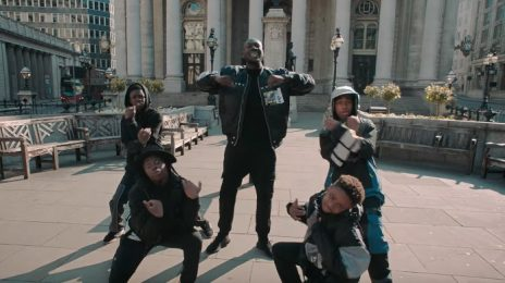 New Video: Stormzy - 'Vossi Bop'