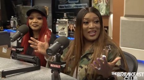 SWV Visit The Breakfast Club / Talk New BET Show With Salt-N-Papa, Their Legacy, & Much More