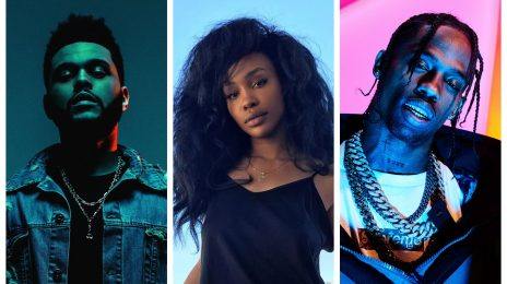 New Song: SZA, The Weeknd, & Travis Scott - 'Power Is Power'