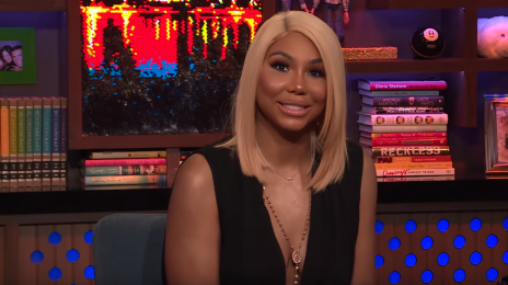"Watch:  Tamar Braxton Says New Music is ""Coming Soon,"" Dishes on Wendy Williams Drama, & More"