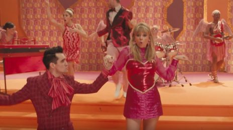 Taylor Swift Sets New VEVO Record With 'Me'