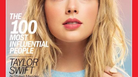 Taylor Swift Covers TIME's 100 Most Influential People Issue